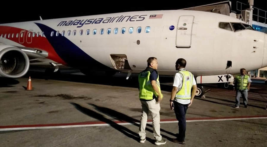 Angkasa Pura Logistik is Appointed by Malaysia Airlines to Handle Cargoes at the Adi Soemarmo Airport Solo