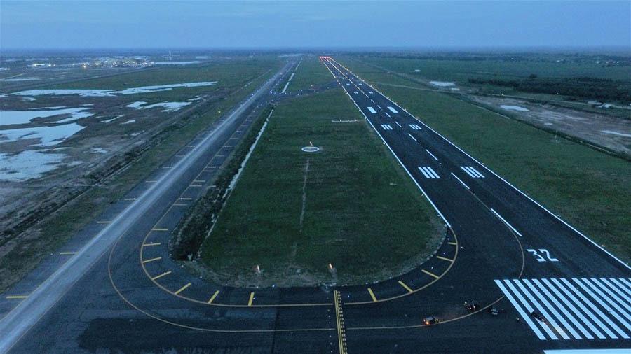 Runway Bandara Kertajati | Sumber: Indo Cargo Times