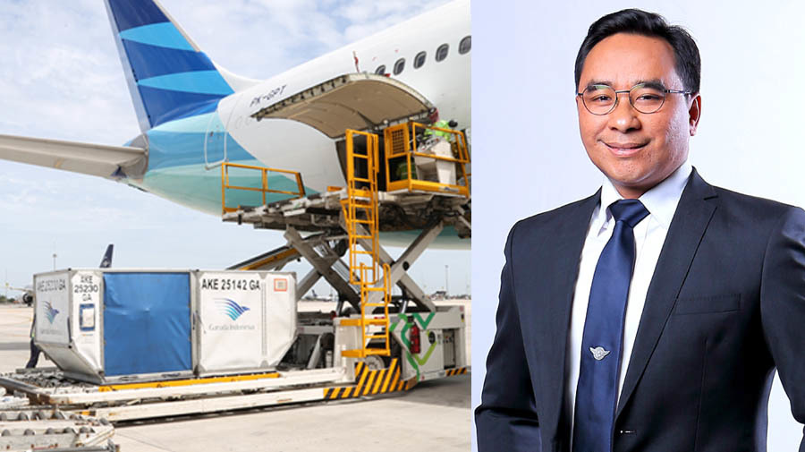 Garuda's Apt Strategies to Improve and Strengthen Their Existence in The National Logistic Industry