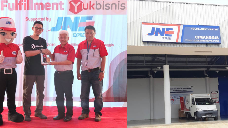 JNE's Friendly Logistics, Logistic Solution for Creative Industry Players