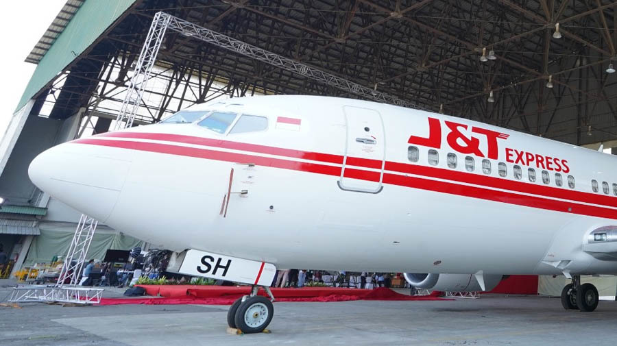 J&T Express's New Breakthrough, Launching Special Cargo Aircraft to Ensure Schedule of Shipments