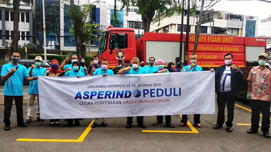 Asperindo's General Chairman: By Implementing The Covid-19 Health Protocol, Members Still Commit The Best Operation and Services