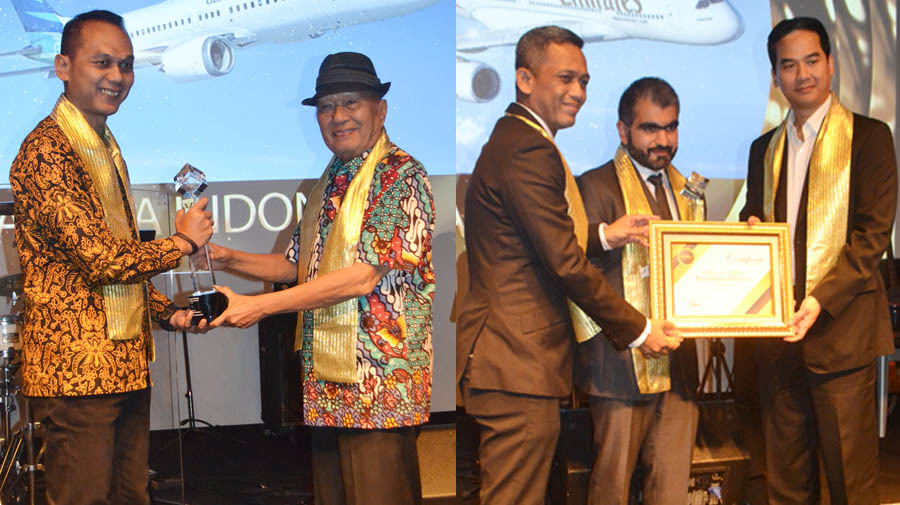 ICAC Cargo Airlines Award: Garuda is the winner at Aspac Sector, Emirates obtains two awards