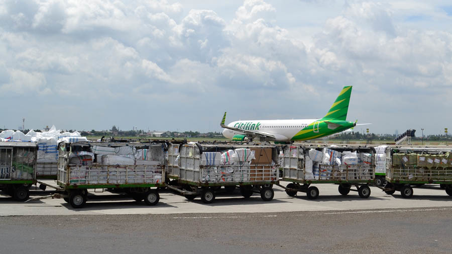 Prohibition on Homecoming,  Citilink Cargo Flight has Actually Increased